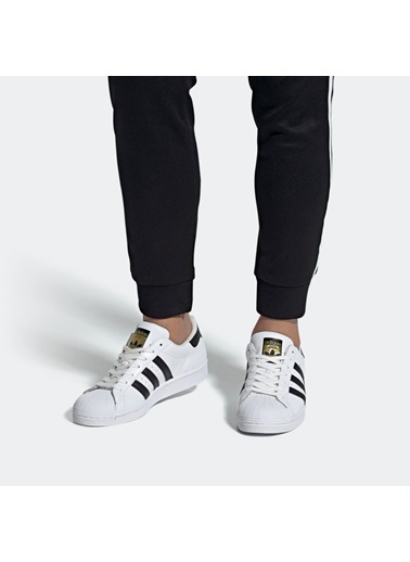adidas Erkek  Sneakers EG4958 Siyah